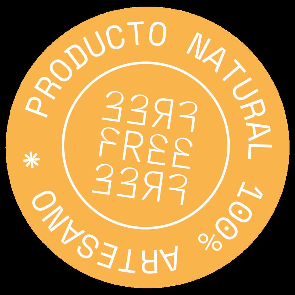 producto natural 100% artesano TOC AWAY