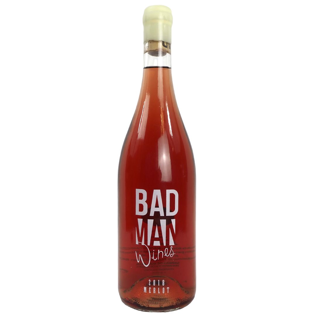 BAD MAN Wines 2018 Merlot